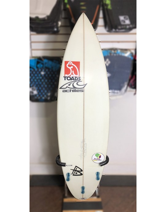Prancha de Surf Achiles Cerullo 6'0