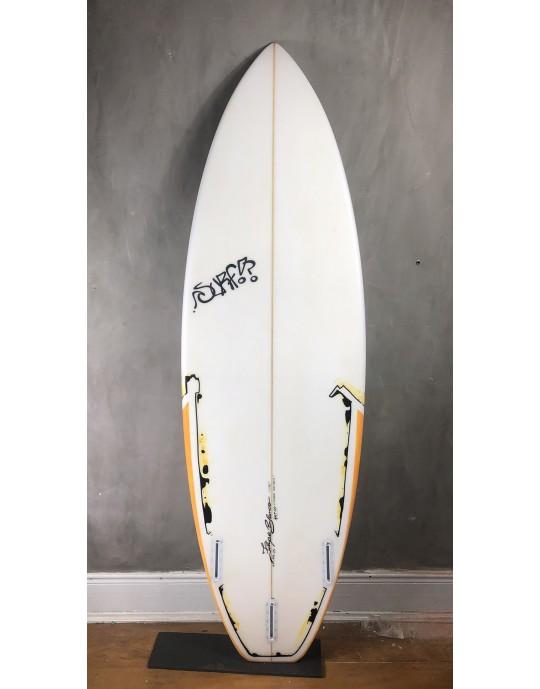 Prancha de Surf Felipe Blanco 5'7