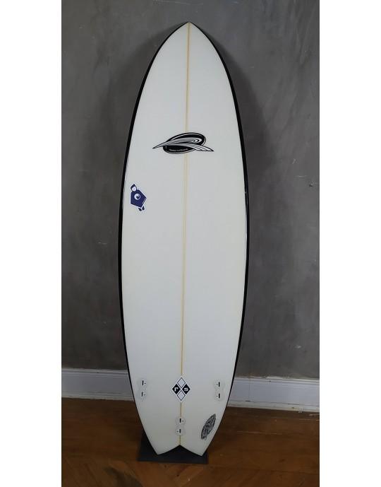 Prancha de Surf Fish 5'10