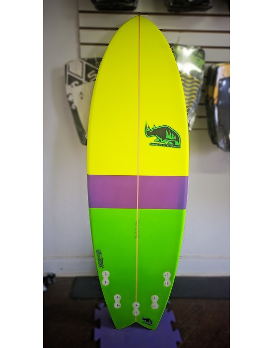Prancha de Surf Fish Marcelo Neto 5'10