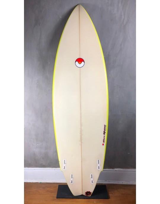 Prancha de Surf Fish Morse 5'10