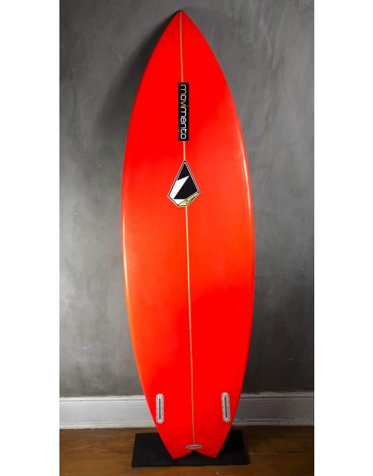 Prancha de Surf Fish Zampol 6'0