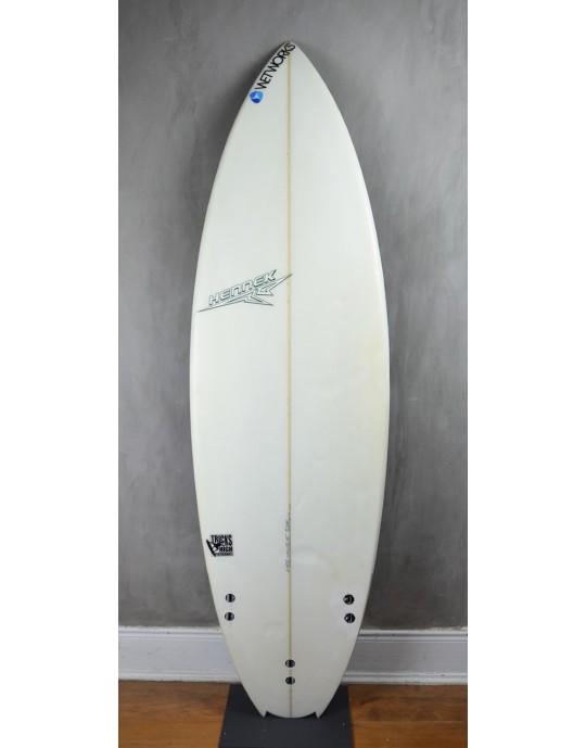 Prancha de Surf Hennek 5'10