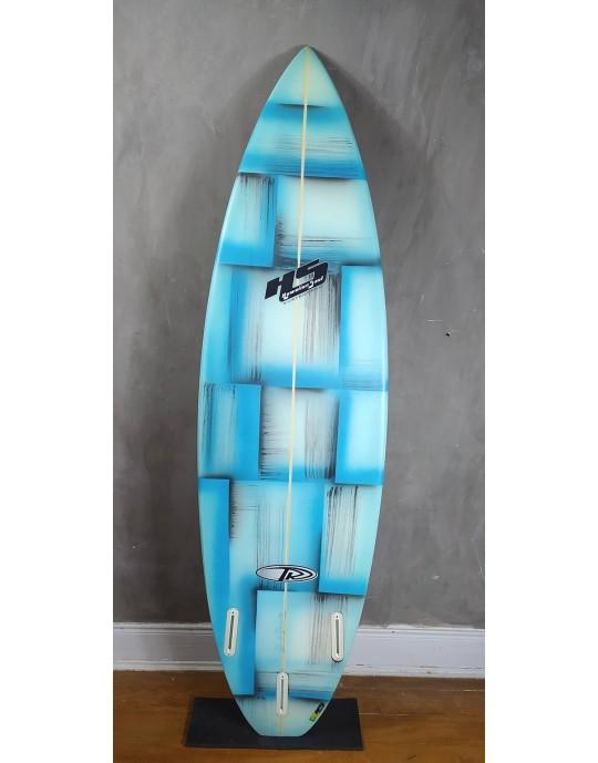 Prancha de Surf Hs Paulo Rabello 6'2
