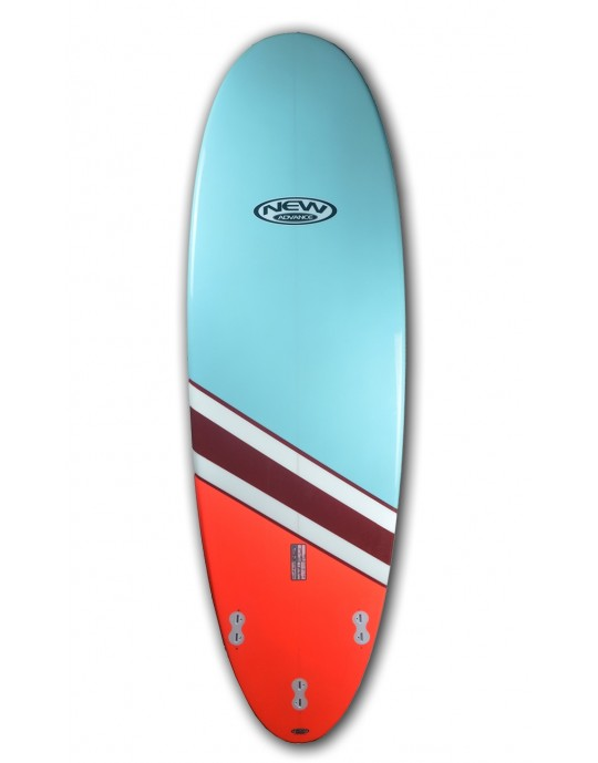Prancha de Surf Mini Tunk New Advance 6'6