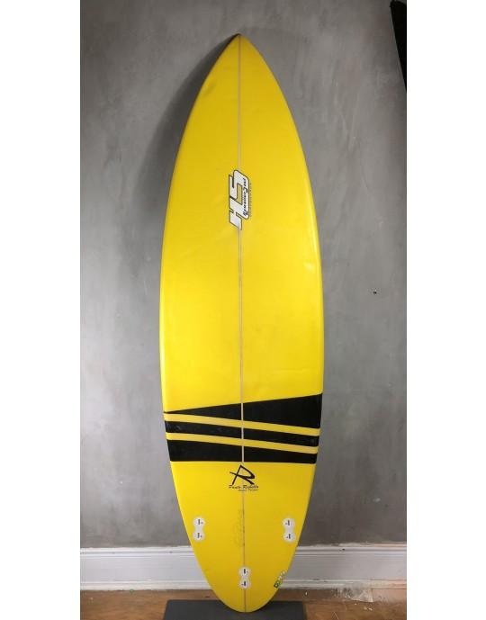 Prancha de Surf Paulo Rabello 6'6