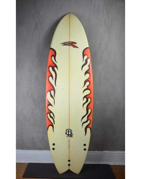 Prancha de Surf Rip Wave Fish 5'10