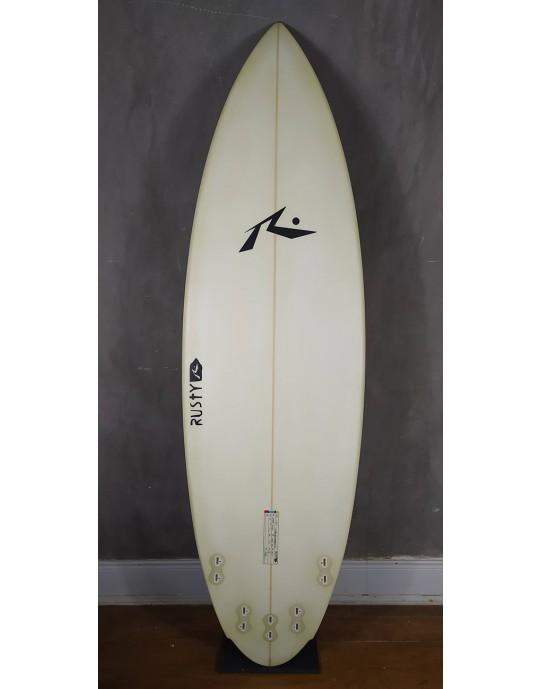 Prancha de Surf Rusty Silver Bullet 6'0