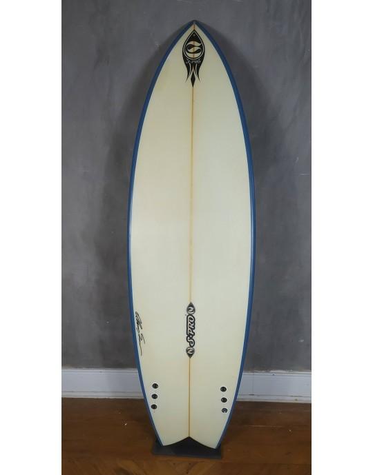 Prancha de Surf Fish Biquilha 5'10