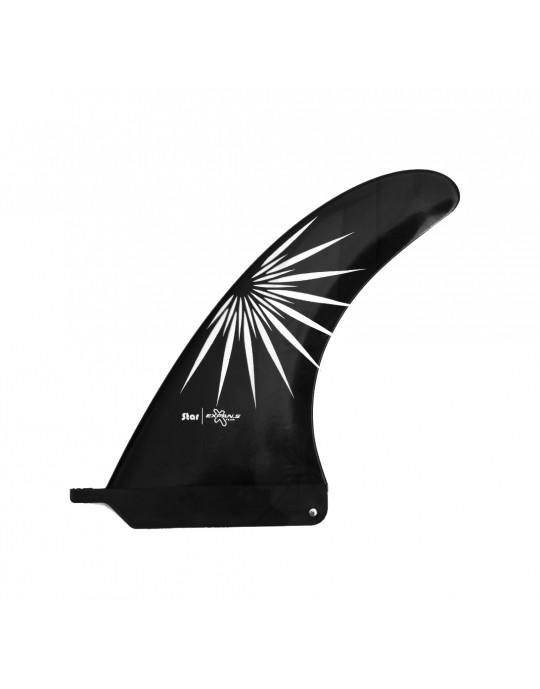 Quilhas Longboard Expans Star Preta
