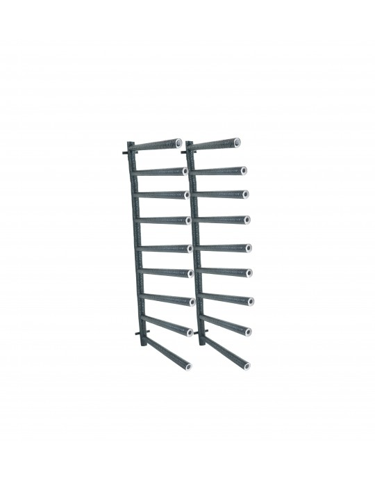 Rack Para 9 Pranchas Stand Up Paddle - Horizontal