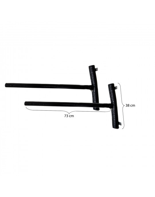 Rack Reforçado Para 1 Prancha Stand Up Paddle - Horizontal