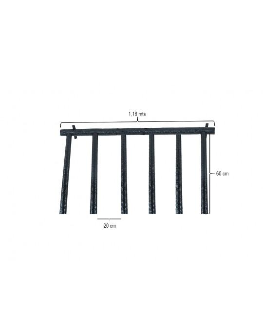 Rack Para 5 Pranchas Stand Up Paddle - Vertical