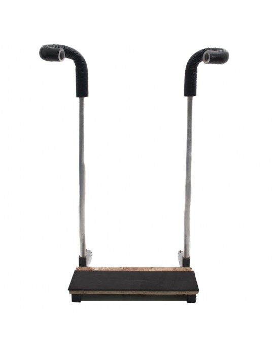 Rack Vertical tipo Expositor para 01 Prancha de Surf Longboard de 9'0'' a 9'8''