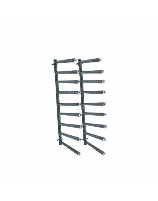 Rack Para 9 Pranchas Stand Up Paddle - Horizontal