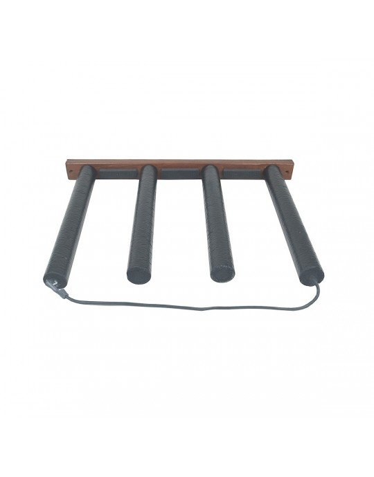 Rack na vertical Para 3 Pranchas de Stand Up Paddle - Madeira