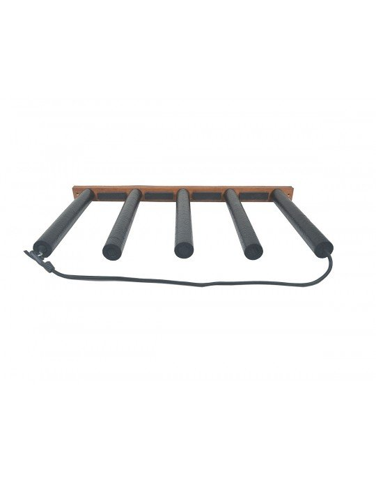 Rack na vertical Para 4 Pranchas de Stand Up Paddle - Madeira