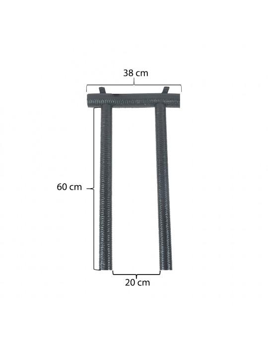Rack Para 1 Prancha Stand Up Paddle - Vertical