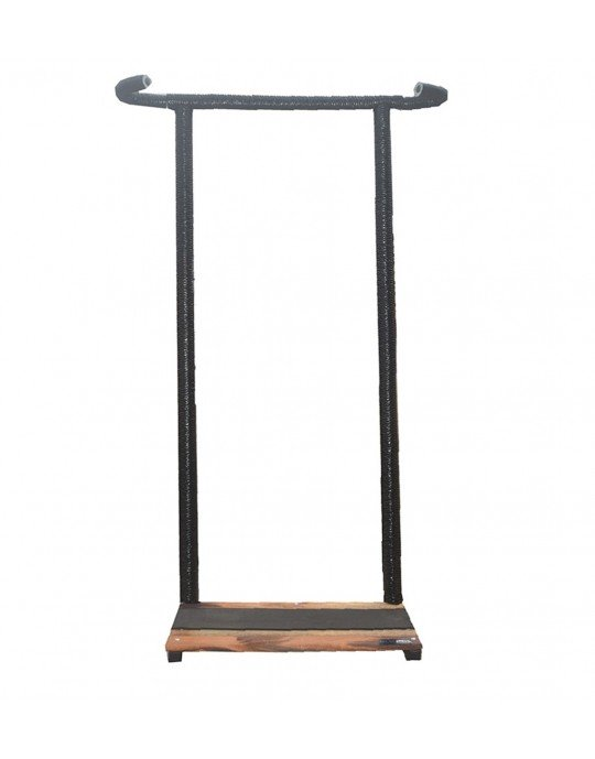 Rack Vertical tipo Expositor para 01 Prancha de Surf Stand up Paddle