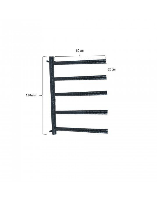 Rack Para 5 Pranchas Stand Up Paddle - Horizontal