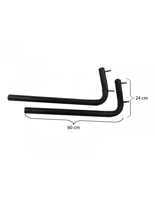 Rack Para 1 Prancha Stand Up Paddle - Horizontal