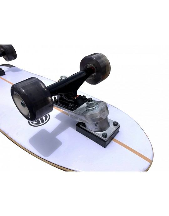 Skate Simulador de Surf Us Boards Square