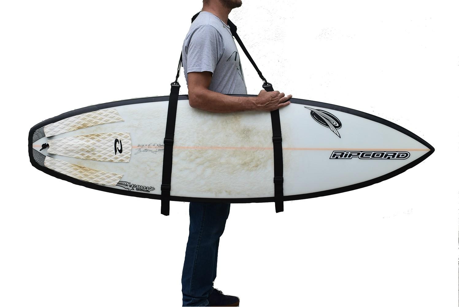 Alça de ombro para carregar Prancha de Surf até 9'6'' | Prancharia