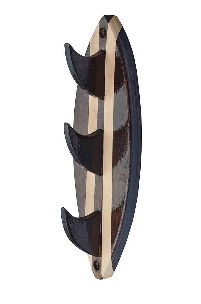 Cabideiro com quilhas vertical | Prancharia