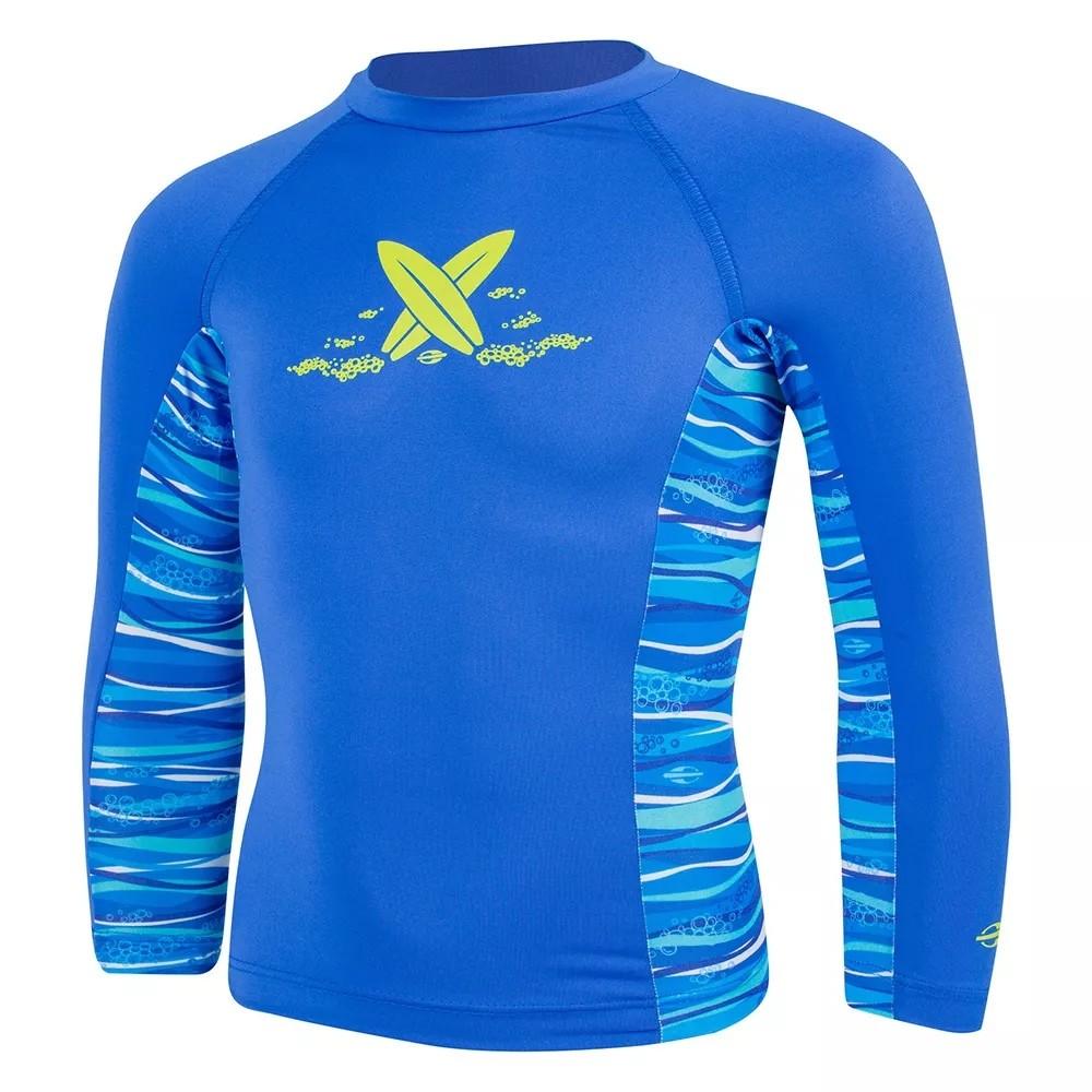 Camiseta Infantil UV Dry Mormaii