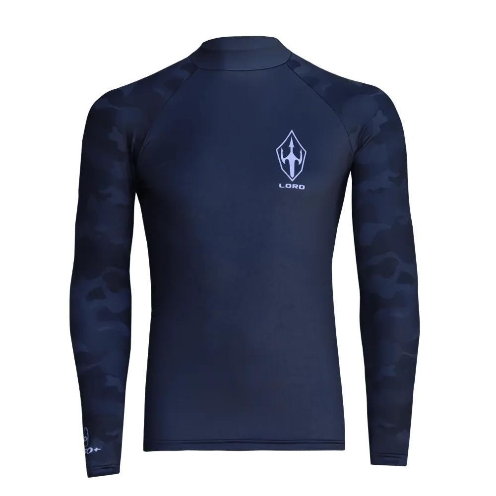 Camiseta Lycra Captain EcoSurf Lord UV 50+