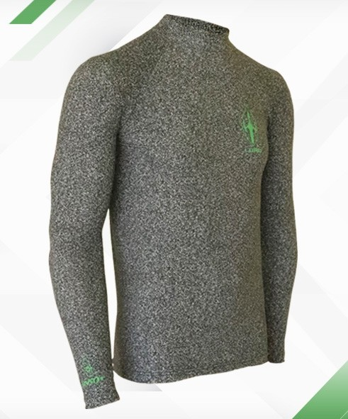 Camiseta Lycra MockTwist EcoSurf Lord UV 50+