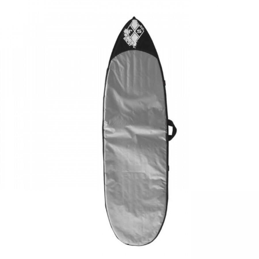 "Capa Refletiva Para Prancha de Surf Fish 6'8"" - Rubber Sticky | Prancharia"