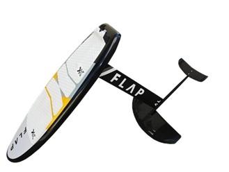 Conjunto de Hydrofoil para KITE Flap