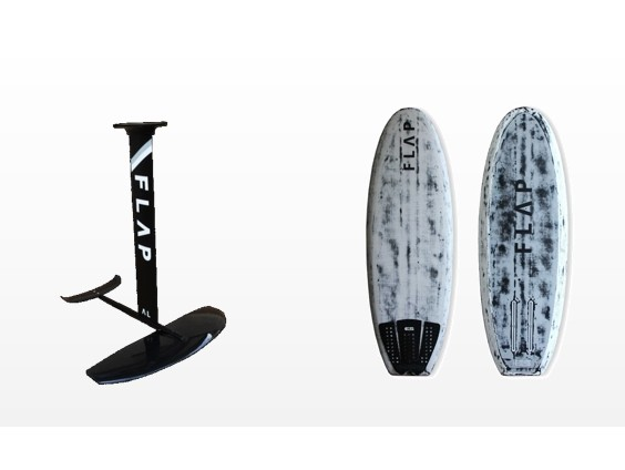 Conjunto de Hydrofoil para Surf