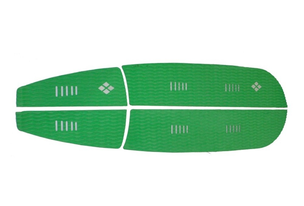Deck inteiro para pranchas Stand up paddle - Verde | Prancharia