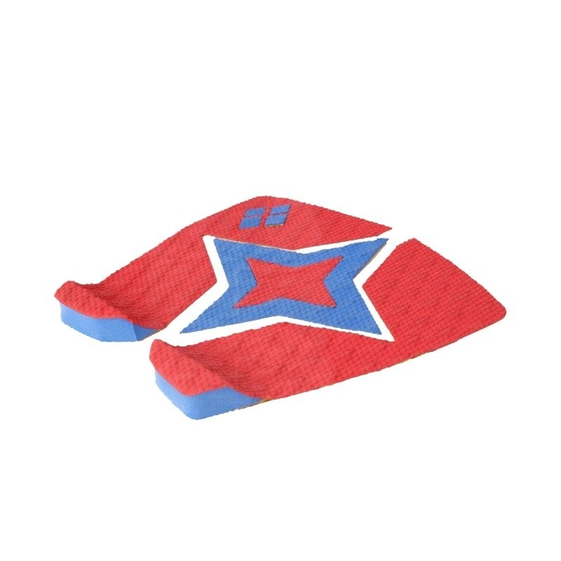 Deck Surf Thermo Rubber Sticky Star Azul