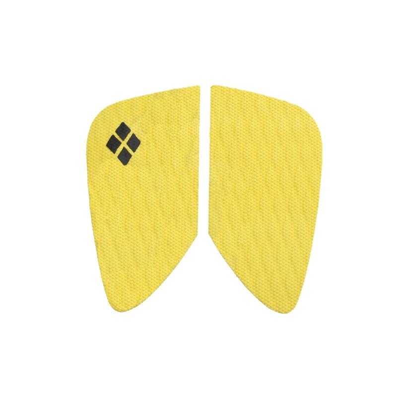 Deck para pranchas de Surf Fish Amarelo Prancharia