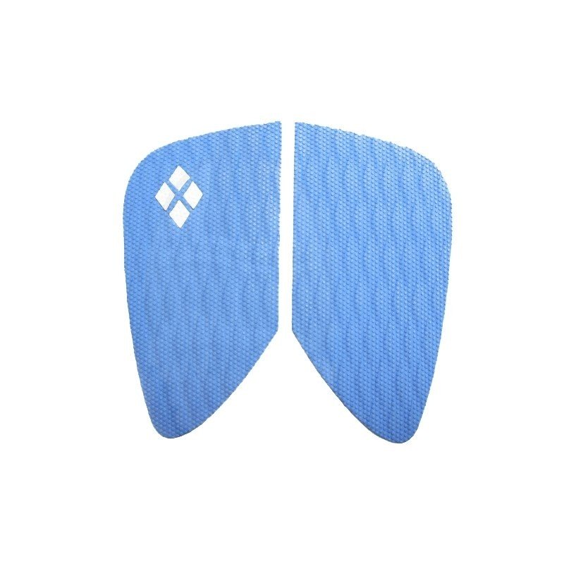 Deck para pranchas de Surf Fish Azul Prancharia