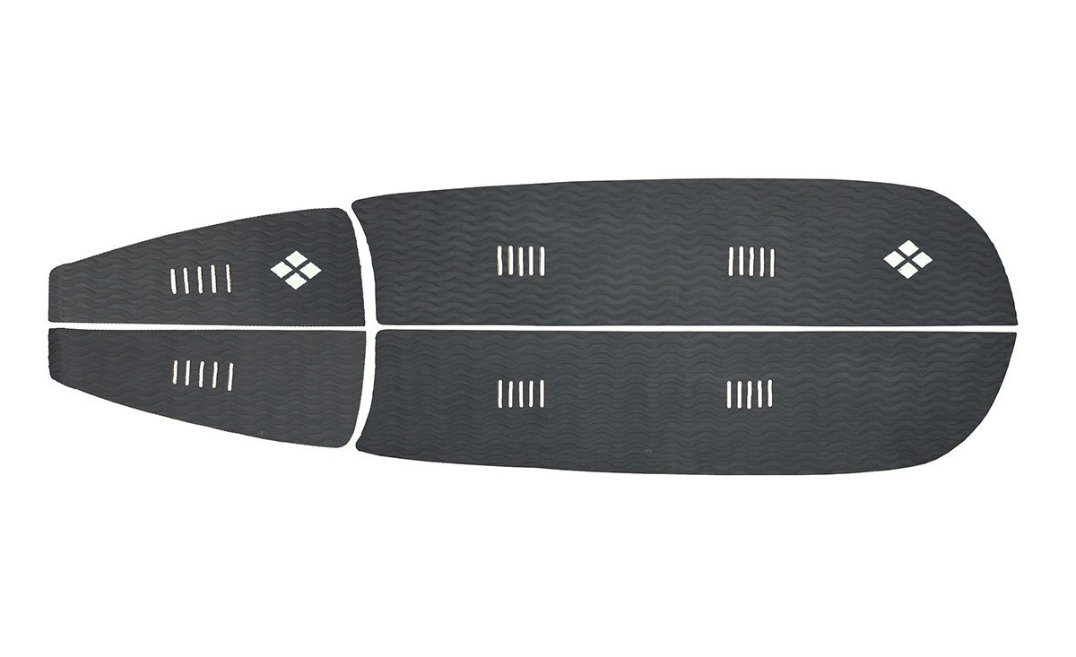 Deck Stand Up Paddle Rubber Sticky 6 mm Preto | Prancharia