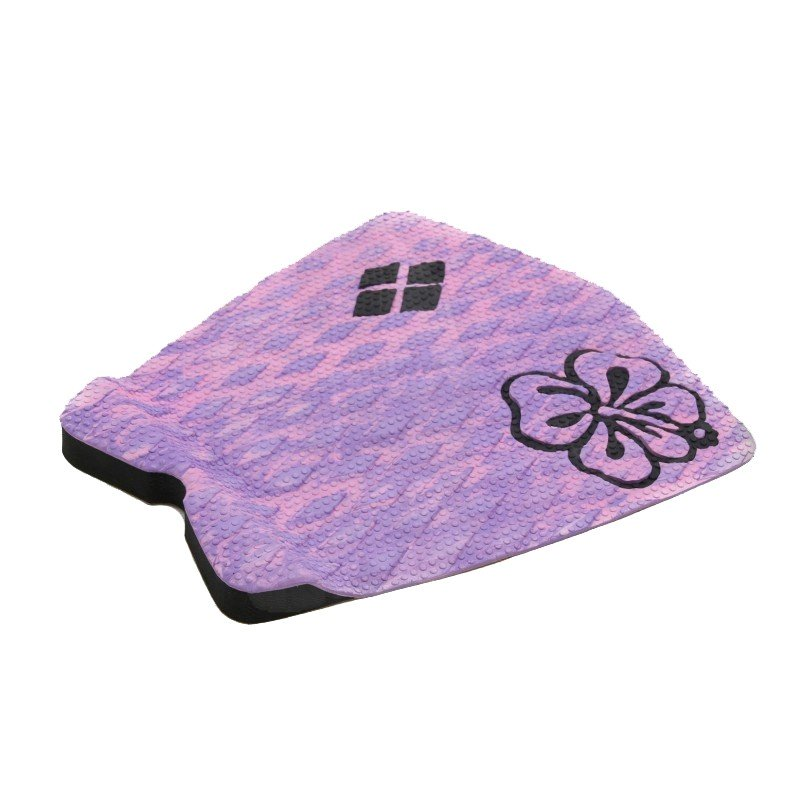 Deck Surf Thermo Rubber Sticky Flor Rosa Prancharia