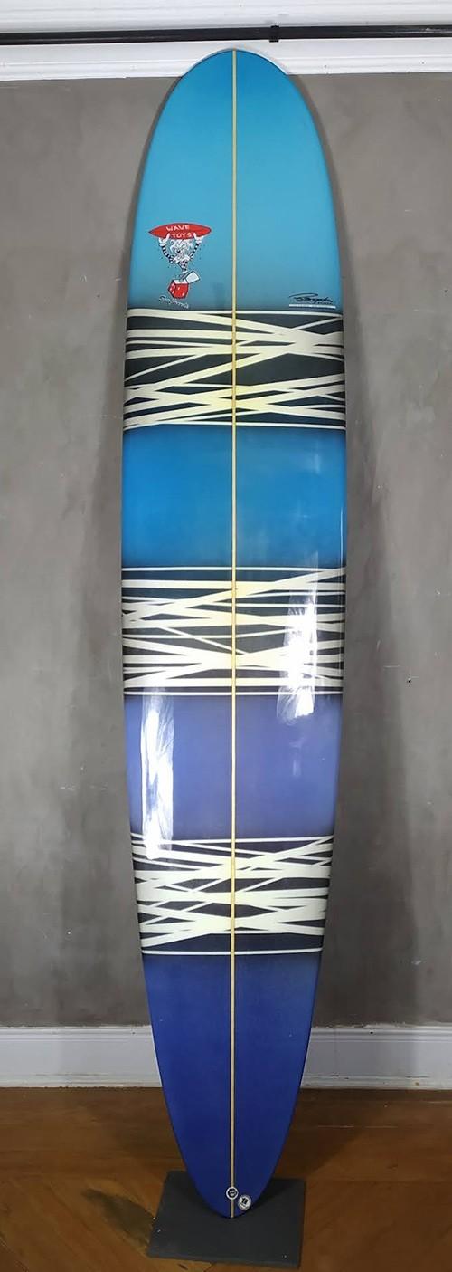"Longboard 9'0"" Wave Toys Seminovo"