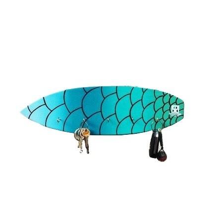 Pranchinha Chaveiro De Surf Escama | Prancharia