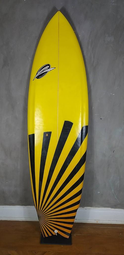 Prancha de Funboard RipWave 6'8 Seminova