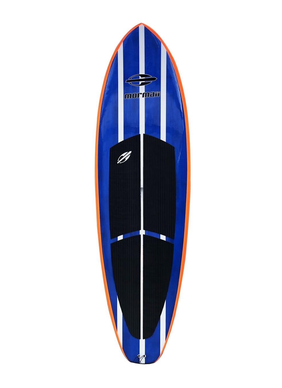 Prancha de Stand Up Paddle 10' Mormaii Azul Listrado - Pronta Entrega | Prancharia