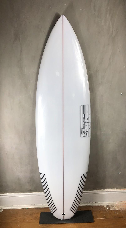 "Prancha de Surf DHD 5'10"" Skeleton Key"
