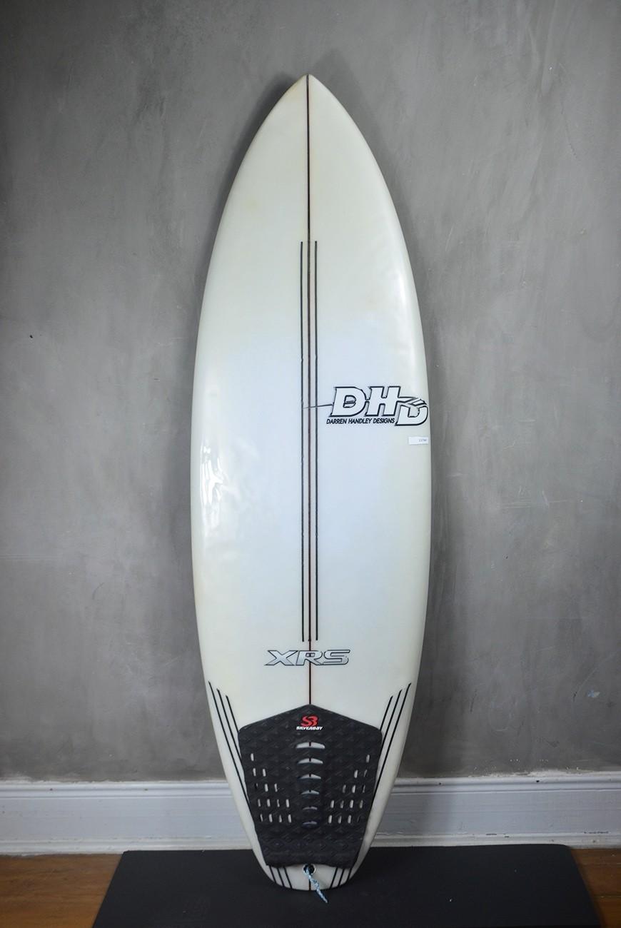 """Prancha de Surf DHD 5'5"""" XRS Seminova"""