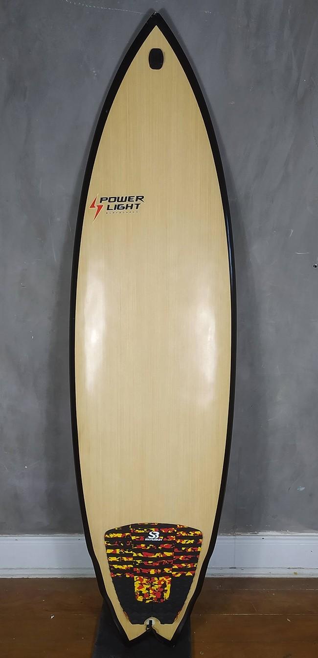 """Prancha de Surf Power Light 6'0"""" Seminova"""