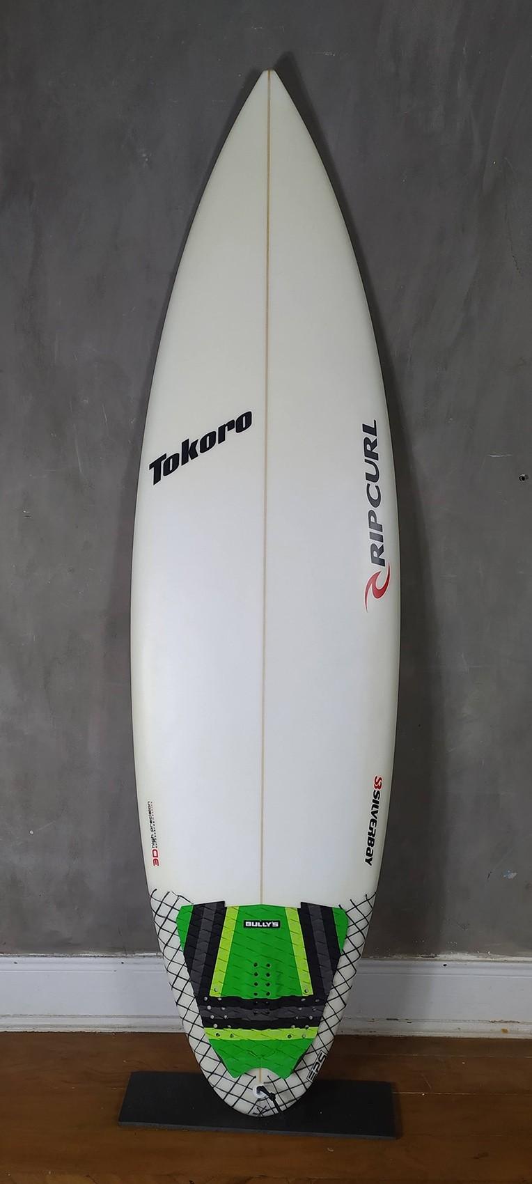 "Prancha de Surf Rip Curl Tokoro 5'11"" MXM EPS Seminova"