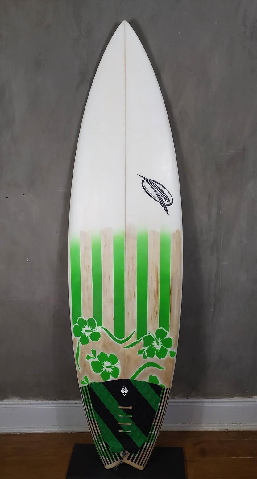 "Prancha de Surf Rip Wave 6'0"" Epoxy Seminova"
