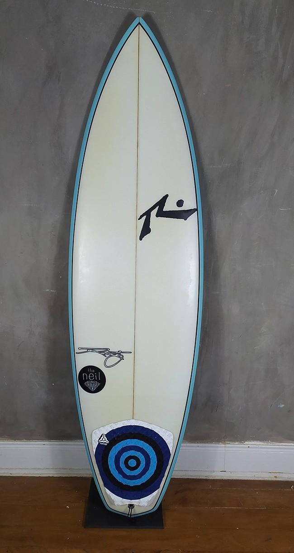 """Prancha de Surf Rusty Neil Diamond 5'11"""" Seminova"""